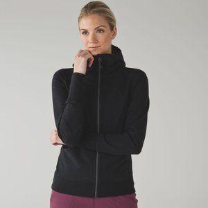 LULULEMON Scuba hoodie iii black